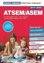 Dernières parutions dans Réussite Concours, ATSEM-ASEM  2019-2020