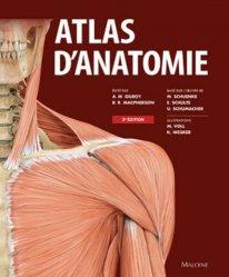 Dernières parutions sur Atlas et planches d'anatomie, Atlas d'Anatomie
