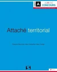 Dernières parutions dans Spécial concours, Attaché territorial. Catégorie A, Edition 2018