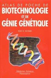 Souvent acheté avec Le préparateur en pharmacie, le Atlas de poche de biotechnologie et de génie génétique