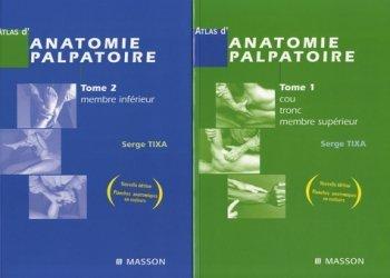 Souvent acheté avec Anatomie de l'appareil locomoteur Pack 3 volumes, le Atlas d'anatomie palpatoire Pack T1 et T2