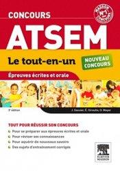 Souvent acheté avec Annales corrigées Concours ATSEM, le ATSEM