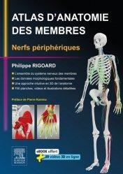 Dernières parutions sur Neuroanatomie - Neurophysiologie, Atlas d'anatomie des membres