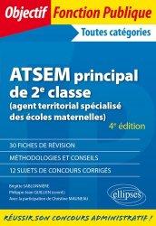 Dernières parutions sur Atsem - Assistante maternelle, ATSEM principal de 2e classe (agent territorial spécialisé des écoles maternelles)