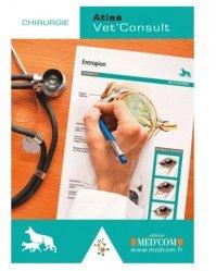 Dernières parutions sur Anesthésie - Chirurgie, Atlas VET'CONSULT