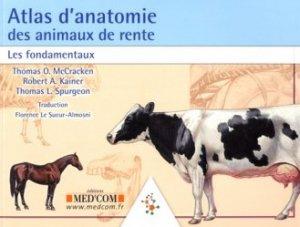 Souvent acheté avec Introduction à la nutrition des animaux domestiques, le Atlas d'anatomie des animaux de rente