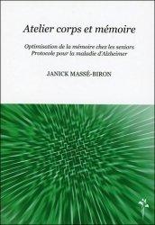 Dernières parutions sur La mémoire, Atelier corps et mémoire
