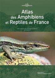 Souvent acheté avec Atlas et bibliographie des crustacés branchiopodes (Anostraca, Notostraca, Spinicaudata) de France métropolitaine, le Atlas des amphibiens et reptiles de France