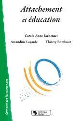 Dernières parutions dans Comprendre les personnes, Attachement et éducation