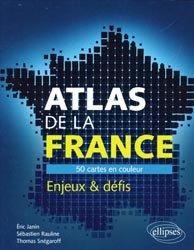 Dernières parutions sur Atlas, Atlas de la France