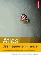 Dernières parutions sur Atlas, Atlas des risques en France