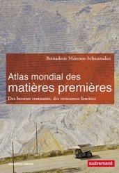 Souvent acheté avec Pierres précieuses, le Atlas mondial des matières premières. Des besoins croissants, des ressources limitées, 2e édition