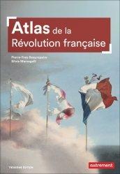 Dernières parutions dans Atlas/Mémoires, Atlas de la Révolution française