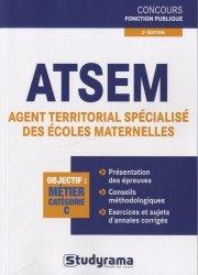 Souvent acheté avec Agent social territorial, le ATSEM