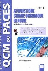Souvent acheté avec UE2 Tout en QCM - PACES, le Atomistique Chimie organique Génome (Bordeaux)