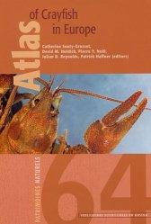 Dernières parutions sur Invertébrés d'eau douce, Atlas of crayfish in Europe