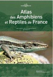 Dernières parutions dans Inventaires & biodiversité, Atlas des amphibiens et reptiles de France