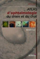 Dernières parutions sur Ophtalmologie - ORL, Atlas d'ophtalmologie du chien et du chat