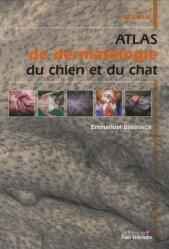 Dernières parutions sur Dermatologie, Atlas de dermatologie du chien et du chat