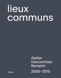Dernières parutions dans Archigraphy, Atelier Descombes Rampini