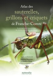 Souvent acheté avec Guide des papillons d'Auvergne, le Atlas des sauterelles, grillons et criquets de Franche-Comté