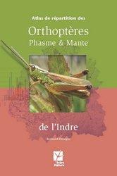 Dernières parutions sur Orthoptères, Atlas des orthoptères de l'Indre