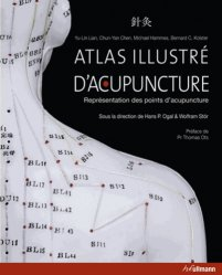 Nouvelle édition Atlas illustré d'acupuncture