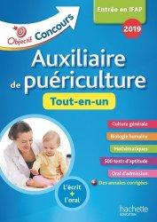 Dernières parutions sur Tout-en-un, Auxiliaire de puériculture : tout-en-un 2019