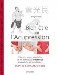 Souvent acheté avec Mosby's Anatomie et Physiologie à colorier, le Automassages Shiatsu des points de pression du corps