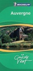 Dernières parutions dans Le Guide Vert, Auvergne