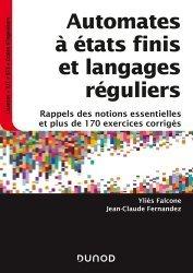 Dernières parutions sur Langages, Automates à états finis et langages réguliers
