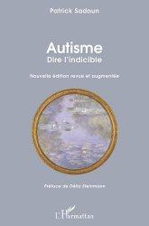 Dernières parutions sur Autisme infantile, Autisme : dire l'indicible