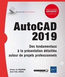 Dernières parutions dans Ressources info, Autocad 2019