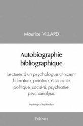 Dernières parutions sur Histoire de la psychologie, Autobiographie bibliographique