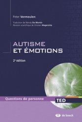 Dernières parutions dans Questions de personne Handicap, Autisme et émotions