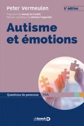 Dernières parutions sur Autisme, Autisme et émotions