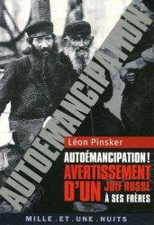 Dernières parutions dans La petite collection, Autoémancipation ! Avertissement d'un Juif russe à ses frères