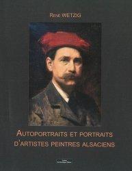 Dernières parutions sur Monographies, Autoportraits et portraits d'artistes peintres alsaciens