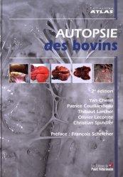 Dernières parutions sur Pratique vétérinaire, Autopsie des bovins