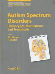 Dernières parutions dans Key Issues in Mental Health, Autism spectrum disorders