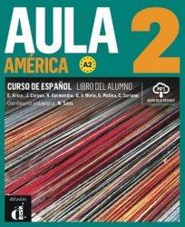 Dernières parutions sur Méthodes de langue (scolaire), Aula America 2