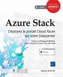 Dernières parutions sur Informatique d'entreprise, Azure Stack. Déployez le portail Cloud Azure sur votre Datacenter