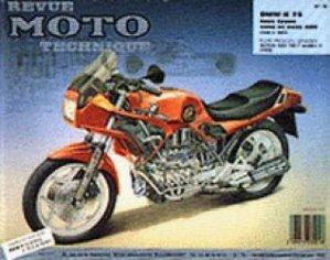 Dernières parutions dans Revue moto technique, BMW K 75 tous types sans et avec ABS (1986 à 1991)