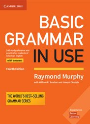 Dernières parutions sur Grammar, Vocabulary and Pronunciation, Basic Grammar in Use - Student's Book with Answers