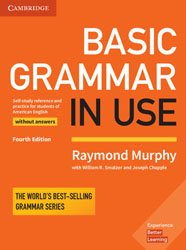 Dernières parutions sur Grammar, Vocabulary and Pronunciation, Basic Grammar in Use - Student's Book without Answers