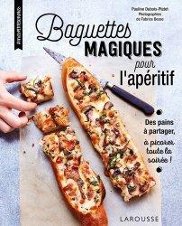 Dernières parutions dans Mes petites envies, Baguettes magiques pour l'apéritif