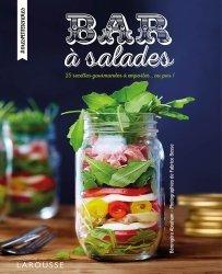 Dernières parutions dans Mes petites envies, Bar à salades. 25 recettes gourmandes à emporter... ou pas !