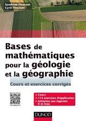 Souvent acheté avec Lampe stylo à LED Litestick Spengler - BLEU, le Bases de mathématiques pour la géologie et la géographie