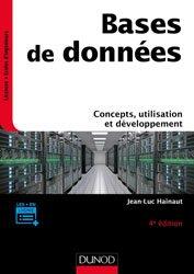Dernières parutions dans InfoSup, Bases de données - 4e éd. - Concepts, utilisation et développement