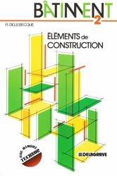 Souvent acheté avec Dicobat 10   Dictionnaire général du bâtiment, le Bâtiment 2
